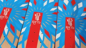 Boards vierges Korro Skateboards