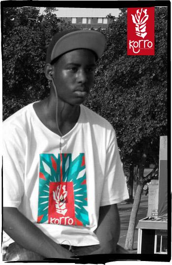Agbam portrait octobre 2011