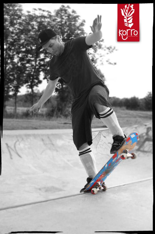 Blunt de Gontran Au skatepark de Magny les Hameaux, Yvelines