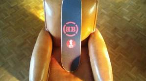 grip personnalise design BB mars 2014 Korro Skateboards : mode chill