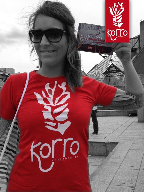 Événement Korro Skateboards