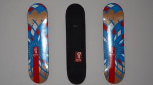 Tableau exposition Korro Skateboards
