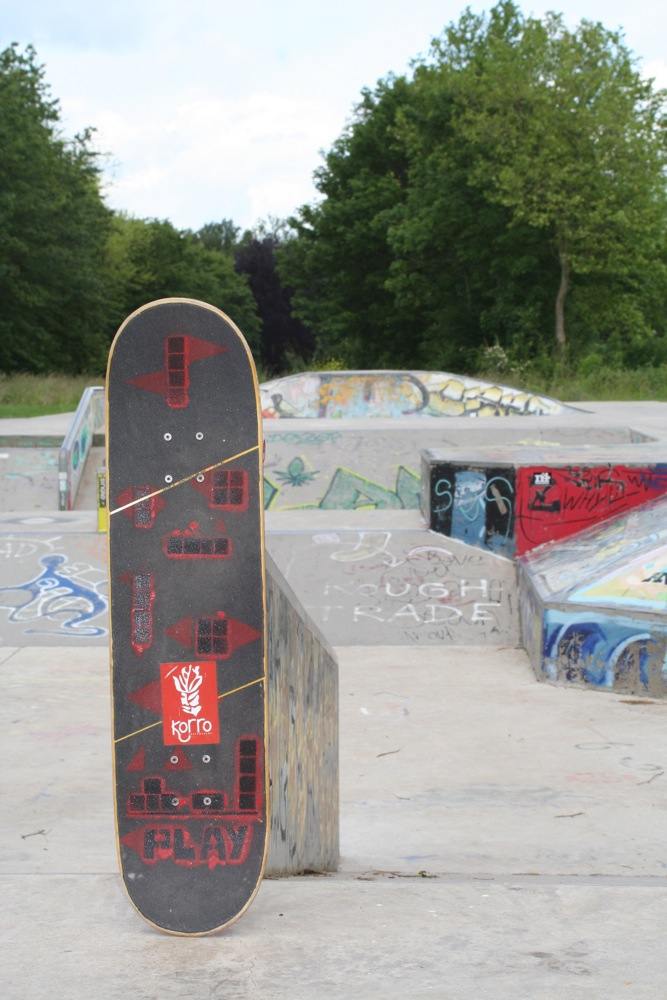 session skatepark magny les hameaux le 9 juin 2012