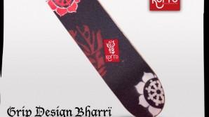 Nouveau Grip Design Bharrï Korro Skateboards
