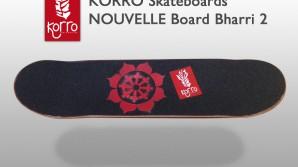 Nouveau design grip skate spécial : Bharrï 2