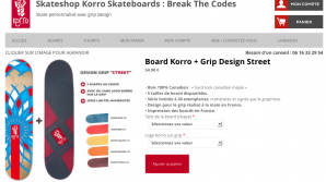 Boards - nouveau Skateshop Korro Skateboards