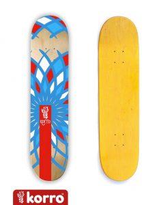 planche-skate-korro-dodoshop-jaune